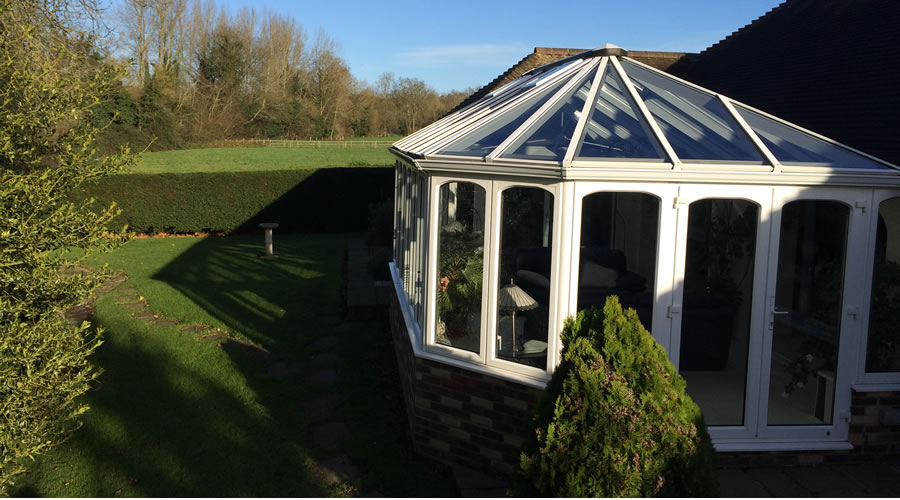 Thame Conservatory Glazing