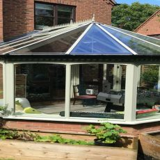 Conservatory Repair & Refurbishment Work in Long Crendon
