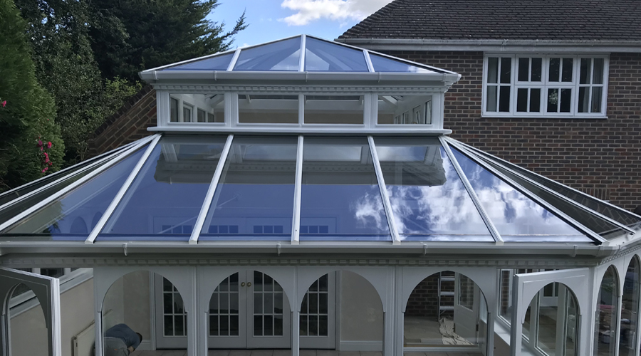 Conservatory Renovation Gerrards Cross (after 5)