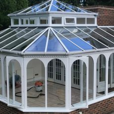 Hardwood Conservatory Renovation In Gerrards Cross