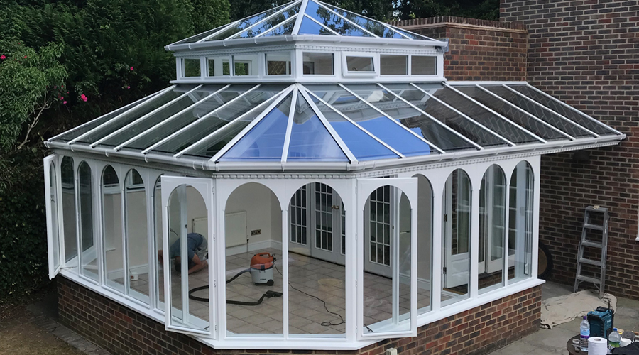 Conservatory Renovation Gerrards Cross