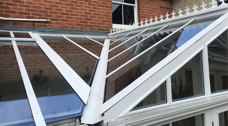 Replacement Conservatory Double Glazed Glass Units Near Henley