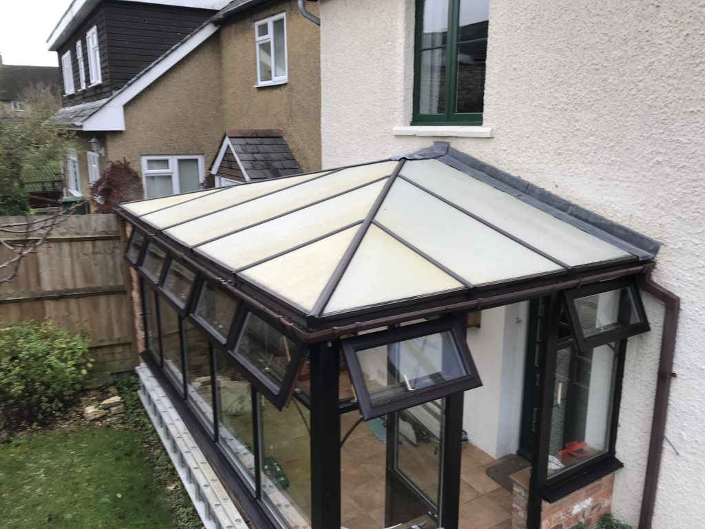 Conservatory Roof Replacement Services Syresham - Sunshine