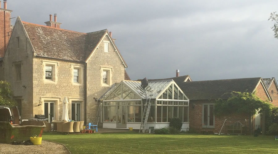 Thame Conservatory Repairs