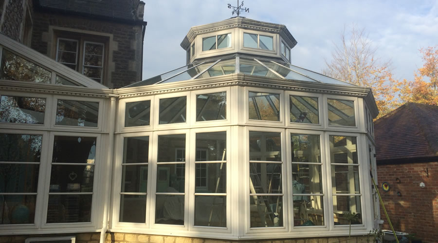 Oxford Conservatory Repair