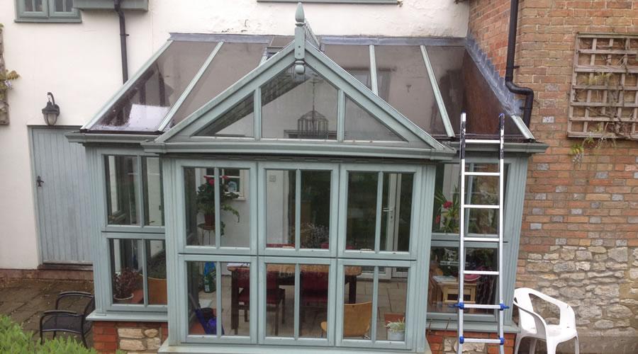 Haddenham Conservatory Repair