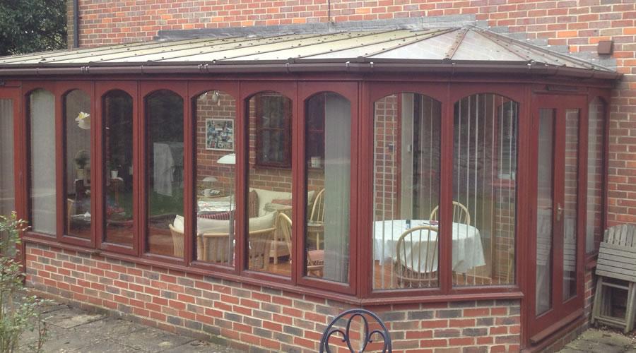Haddenham Conservatory Glazing