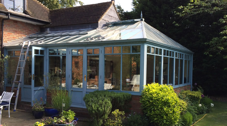 Thame Conservatory Cleaning