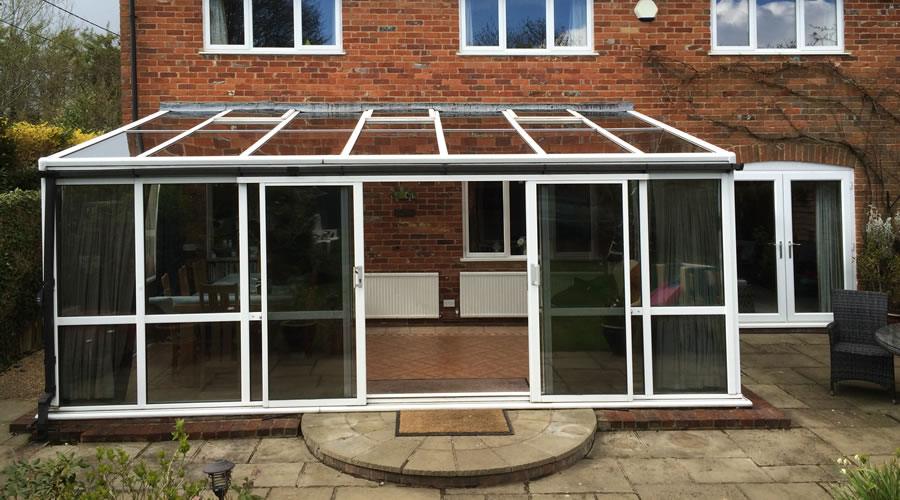 Conservatory repair in Thame