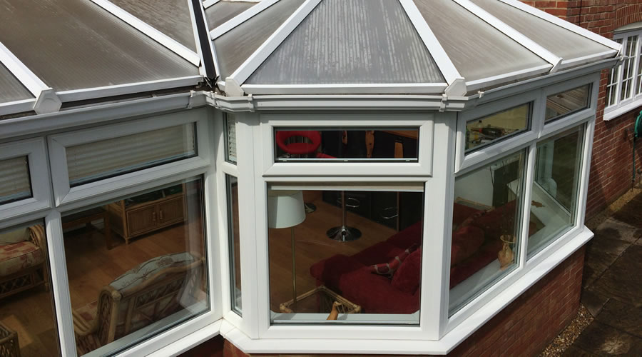 Conservatory sealed unit glazing in Thame