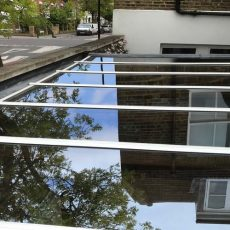 North London Replacement Conservatory Roof