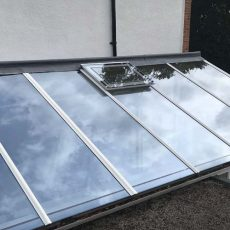 Conservatory Leak Repair & Roof-light Installation in Didcot