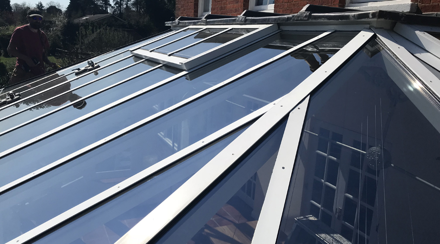 Conservatory Roof Replacement Farnham
