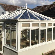 Conservatory Repair, Clean & Upgrade In Haddenham.