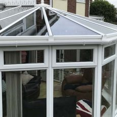 New Glass Conservatory Roof in Thame
